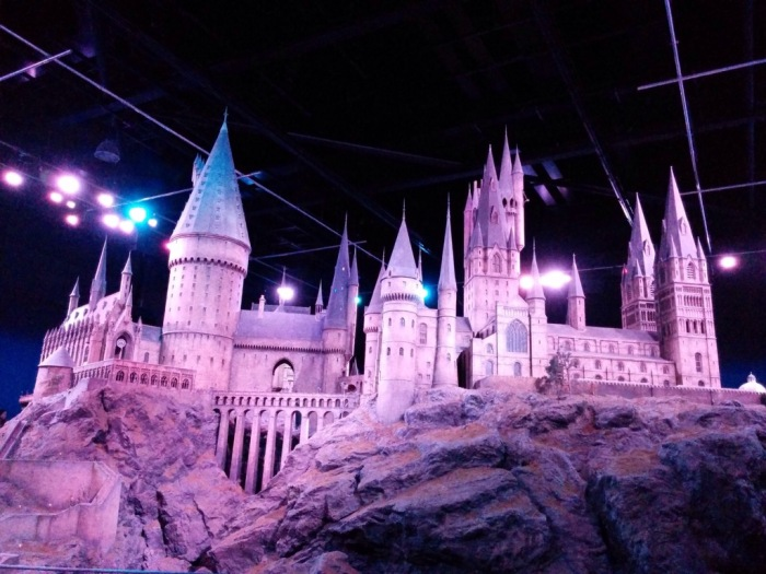 WB Harry Potter UK